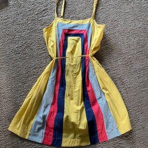 Antropologie allihop short dress